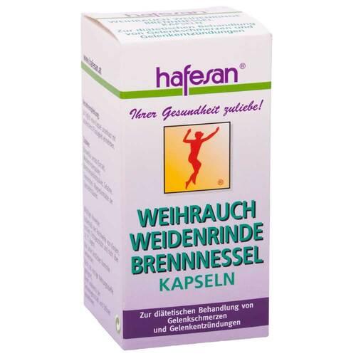 Hafesan Weihrauch+Weidenrinde+Brennessel - 1