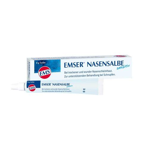 Emser Nasensalbe Sensitiv - 1