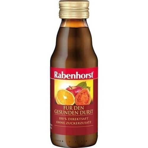 Rabenhorst für den gesunden Durst mini Saft - 1