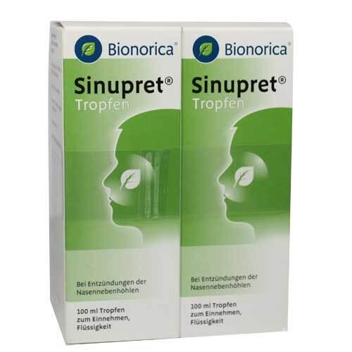 Sinupret Tropfen - 1