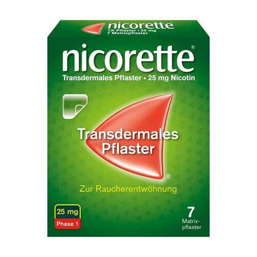 Nicorette TX Pflaster 25 mg - 1