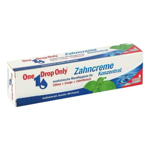 One Drop Only Zahncreme Konzentrat - 1
