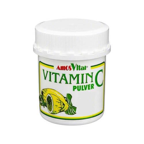 Vitamin C Pulver Subst. Soma - 1