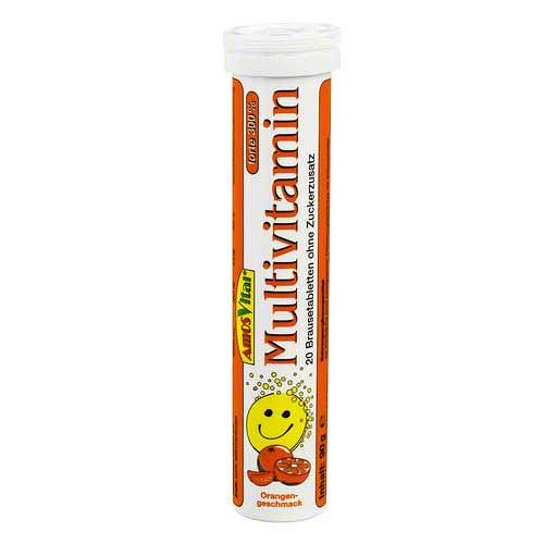 Multivitamin Brause Soma Tabletten - 1