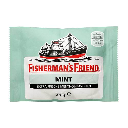 Fishermans Friend mint Pastillen - 1