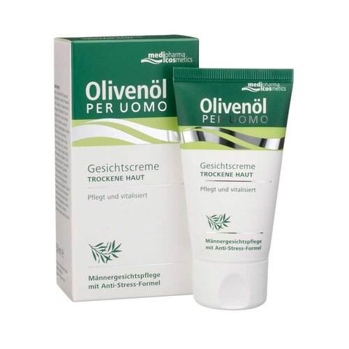 Olivenöl Per Uomo Gesichtscreme - 1