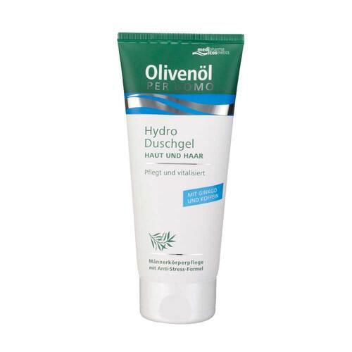 Olivenöl Per Uomo Hydro Dusche für Haut und Haar - 1