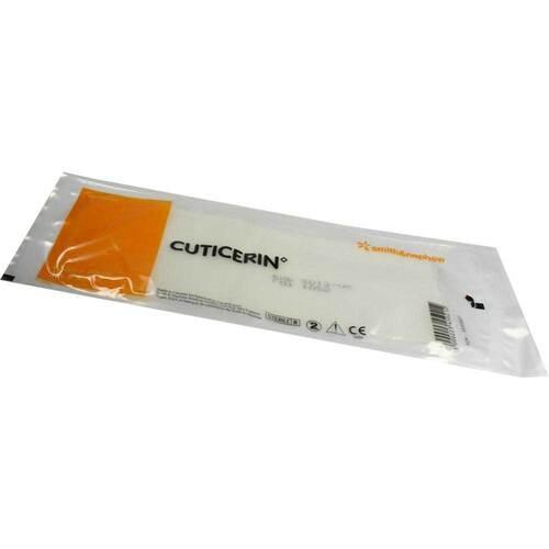 Cuticerin 7,5x20cm Gaze mit Sa - 1