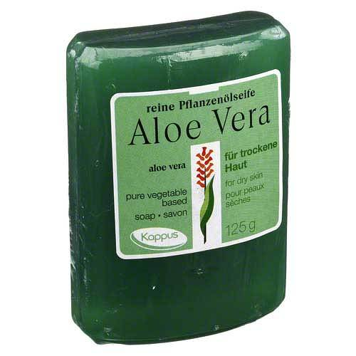 Kappus Aloe Vera Pflanzenölseife - 1