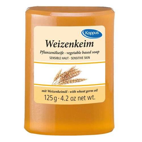 Kappus Weizenkeim Pflanzenölseife - 1