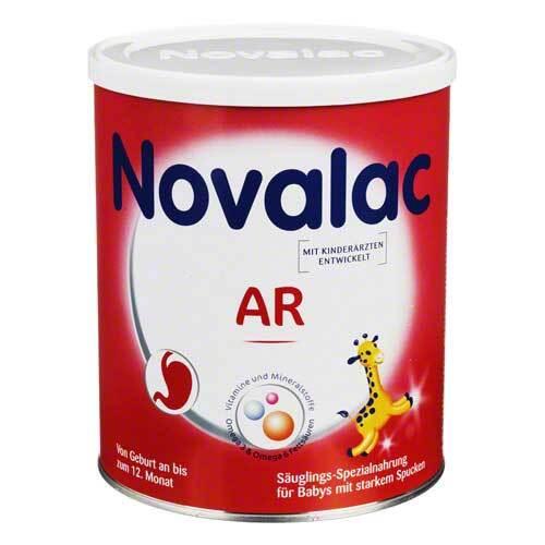 Novalac AR Nahrung bei stärkerem Spucken Aufst.0 - 12 M. - 1
