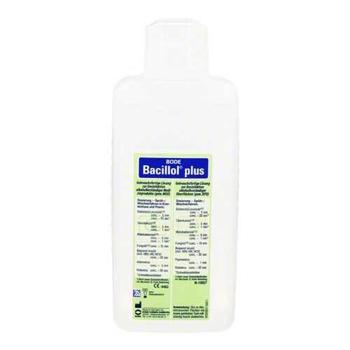 Bacillol Plus Lösung - 1