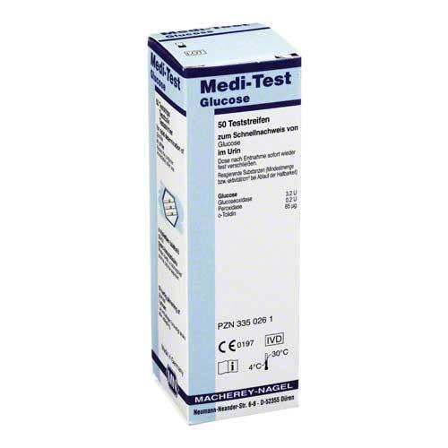 Medi Test Glucose Teststreif - 1