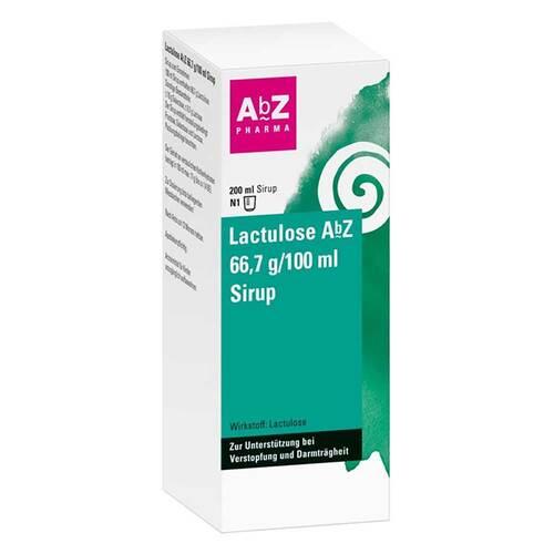 Lactulose AbZ 66,7 g / 100 ml Sirup - 1