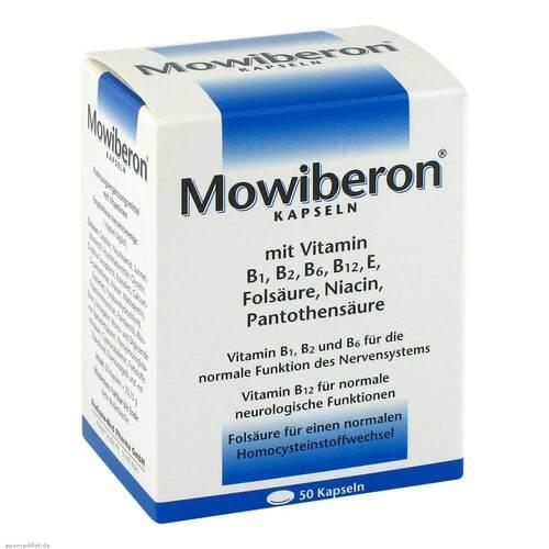 Mowiberon Kapseln - 1