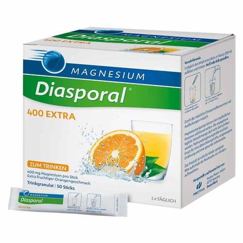 Magnesium Diasporal 400 Extra Trinkgranulat - 1