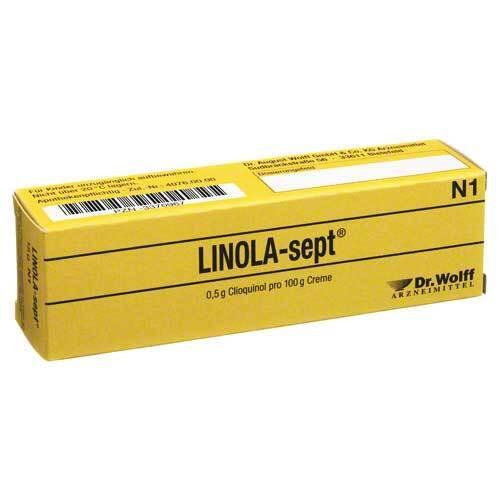 Linola Sept Creme - 1