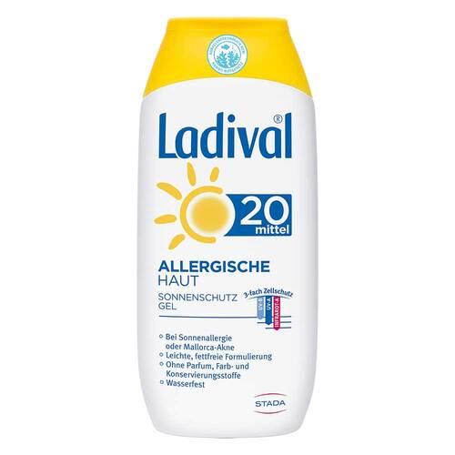Ladival allergische Haut Gel LSF 20 - 1