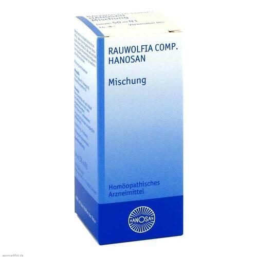Rauwolfia comp. Hanosan flüssig - 1