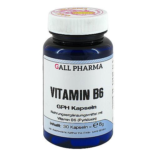 Vitamin B6 GPH Kapseln - 1