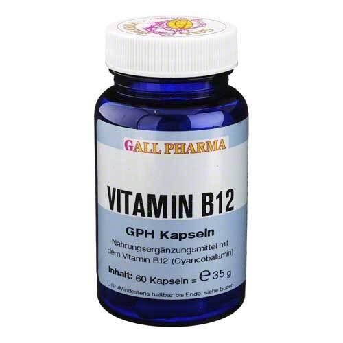 Vitamin B12 GPH Kapseln - 1
