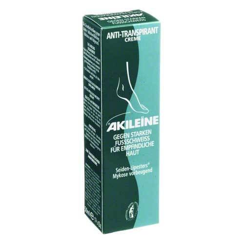 Akileine Antitranspirant Cre - 1