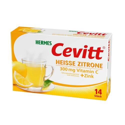 Hermes Cevitt Heiße Zitrone Granulat - 1
