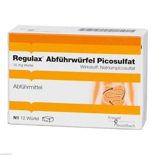 Regulax Abführwürfel Picosulfat - 1