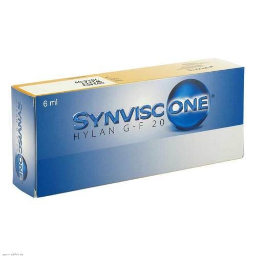 Synvisc One Hyaluronsäure Spritzampullen - 1