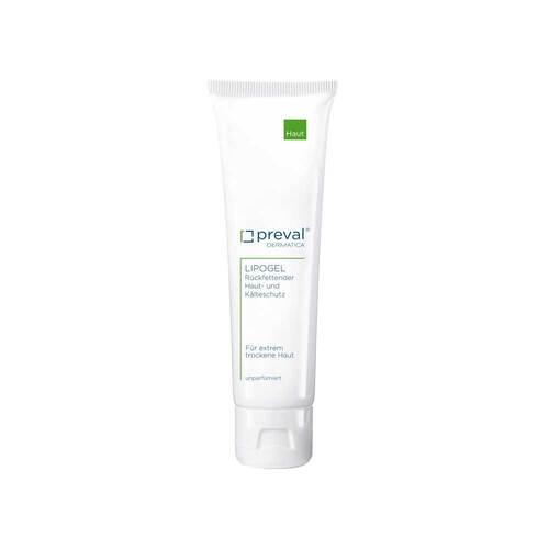 Preval Lipogel Rückfettender Haut- und Kälteschutz - 1