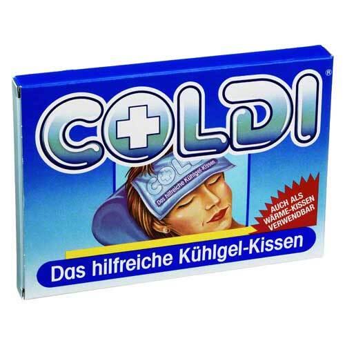 Coldi Kühlgelkissen 10x16 - 1