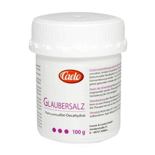 Glaubersalz Caelo - 1