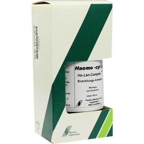 Haemo Cyl L Ho Len Complex T - 1