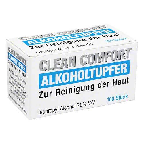Alkoholtupfer - 1
