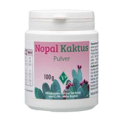 Nopal Kaktus Pulver - 1