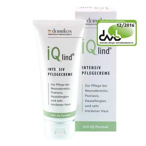 IQlind Intensiv Pflegecreme - 1