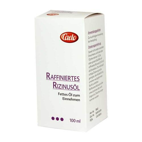 Caelo Raffiniertes Rizinusöl - 1