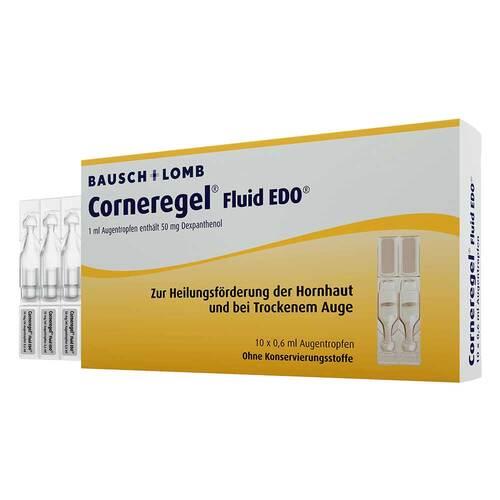 Corneregel Fluid EDO Augentropfen - 1