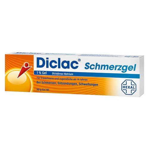 Diclac Schmerzgel 1% - 1