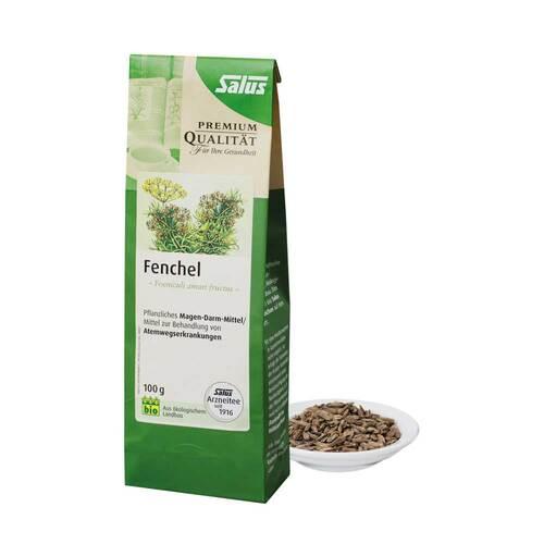 Fenchel Arzneitee Foeniculi amari fructibus bio Salus - 1