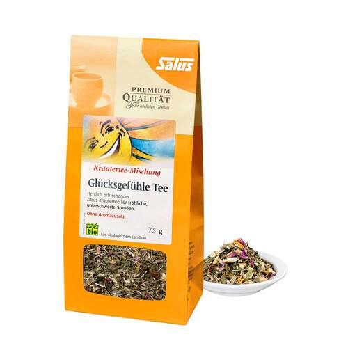 Glücksgefühle Tee Zitrus-Kräutertee bio Salus - 1