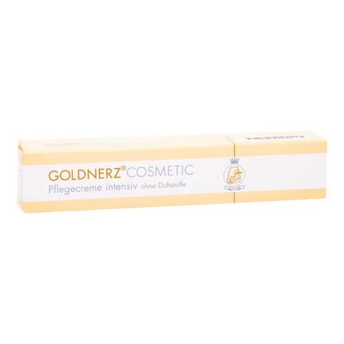 Goldnerz Pflegecreme intensiv ohne Duftstoff - 1