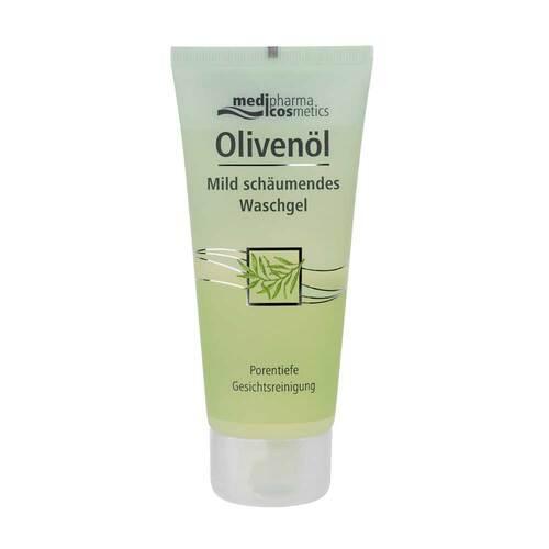 Olivenöl mild schäumendes Waschgel - 1