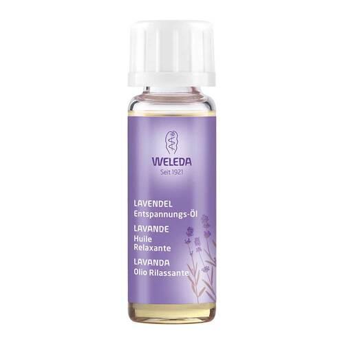 Weleda Lavendel Entspannungsöl - 1