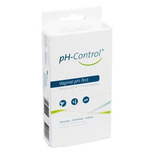 PH Control Teststäbchen - 1
