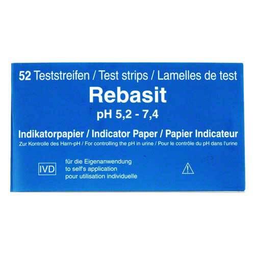 Rebasit Indikatorpapier - 1