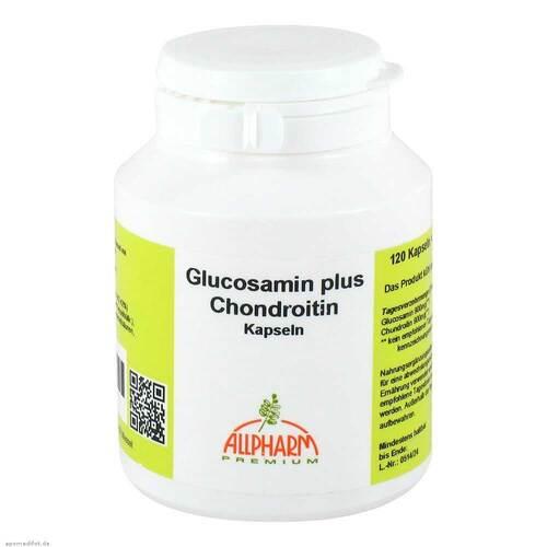 Glucosamin + Chondroitin Kapseln - 1