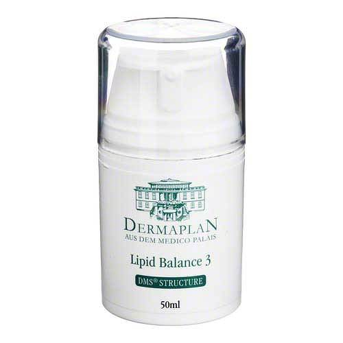 Dermaplan Lipid Balance 3 Creme Pumpflaster - 1