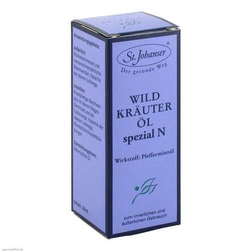 Wildkräuteröl special N - 1