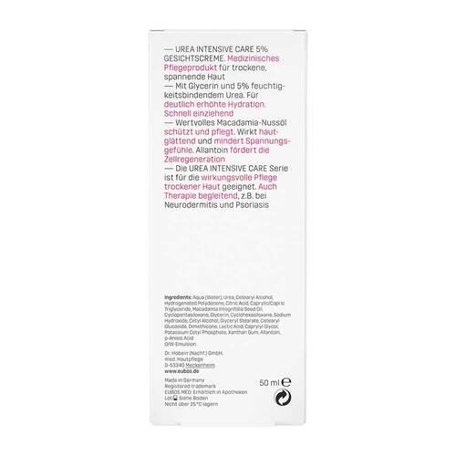 Eubos Trockene Haut Urea 5% - 4